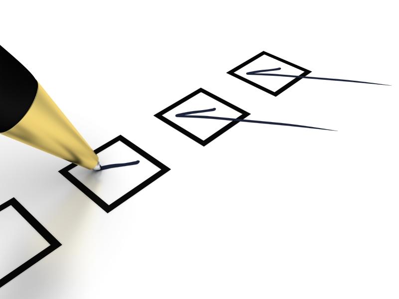 dental practice buyer checklist